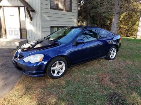 2002 Acura RSX for sale at Shores Auto in Lakeland Shores MN