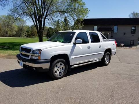2006 Chevrolet Avalanche for sale at Shores Auto in Lakeland Shores MN