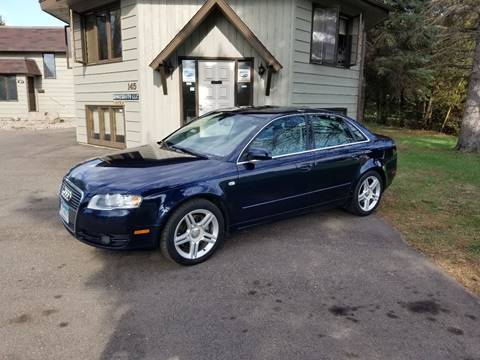 2006 Audi A4 for sale at Shores Auto in Lakeland Shores MN