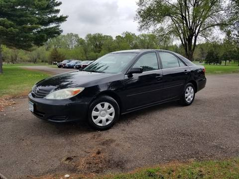 2004 Toyota Camry for sale at Shores Auto in Lakeland Shores MN