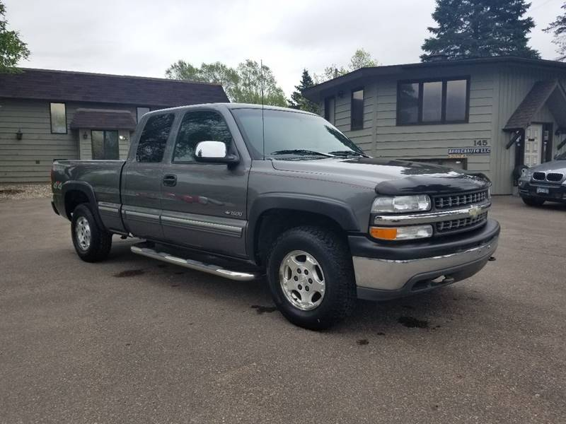 1999 Chevrolet Silverado 1500 For Sale At Shores Auto In Lakeland Shores MN