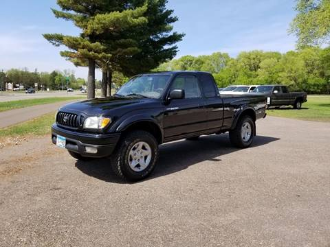 2001 Toyota Tacoma for sale at Shores Auto in Lakeland Shores MN