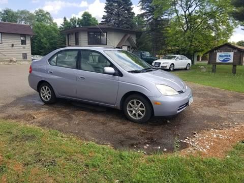 2002 Toyota Prius for sale at Shores Auto in Lakeland Shores MN