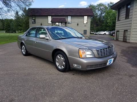 2000 Cadillac DeVille for sale at Shores Auto in Lakeland Shores MN