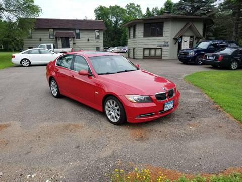 2008 BMW 3 Series for sale at Shores Auto in Lakeland Shores MN