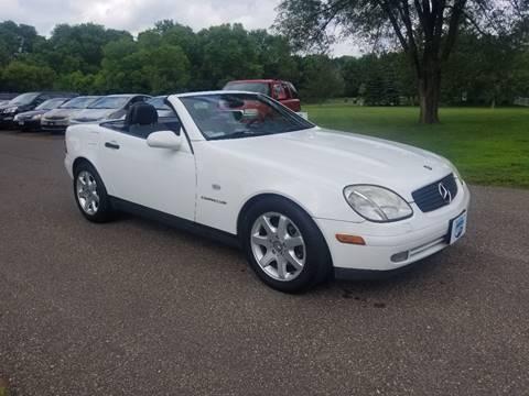 2000 Mercedes-Benz SLK for sale at Shores Auto in Lakeland Shores MN