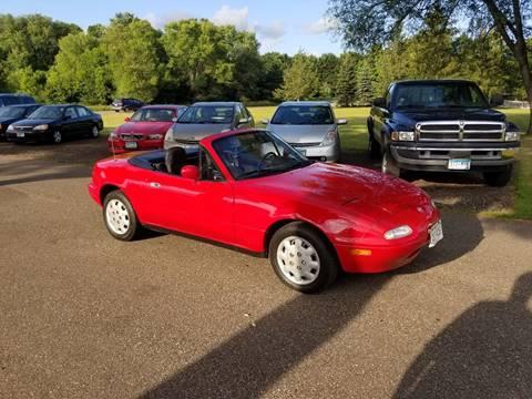 1996 Mazda MX-5 Miata for sale at Shores Auto in Lakeland Shores MN