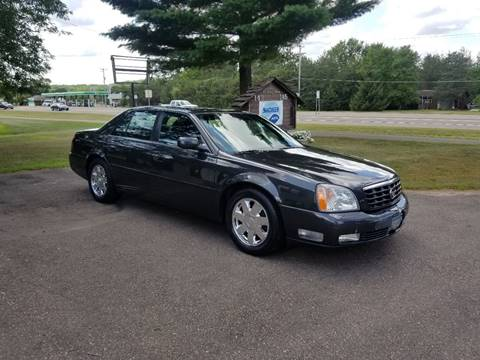 2002 Cadillac DeVille for sale at Shores Auto in Lakeland Shores MN