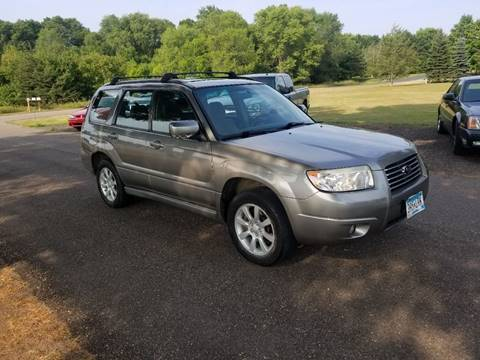 2006 Subaru Forester for sale at Shores Auto in Lakeland Shores MN