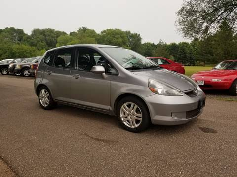 2007 Honda Fit for sale at Shores Auto in Lakeland Shores MN