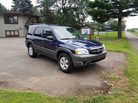 2003 Mazda Tribute for sale at Shores Auto in Lakeland Shores MN