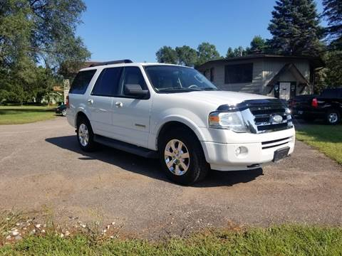 2008 Ford Expedition for sale at Shores Auto in Lakeland Shores MN