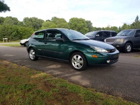 2000 Ford Focus for sale at Shores Auto in Lakeland Shores MN
