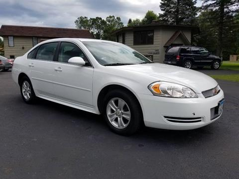 2012 Chevrolet Impala for sale at Shores Auto in Lakeland Shores MN