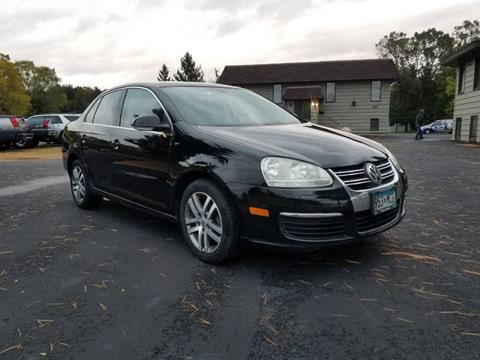 2005 Volkswagen Jetta for sale at Shores Auto in Lakeland Shores MN