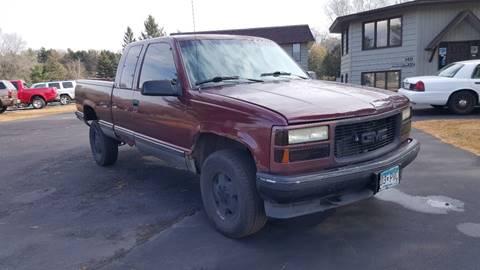 1995 GMC Sierra 1500 for sale in Lakeland Shores, MN