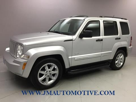 2012 Jeep Liberty for sale in Naugatuck, CT