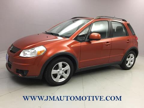 2011 Suzuki SX4 Crossover for sale in Naugatuck, CT