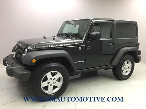 2011 Jeep Wrangler for sale in Naugatuck, CT