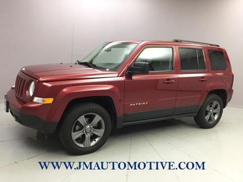 2015 Jeep Patriot for sale in Naugatuck, CT