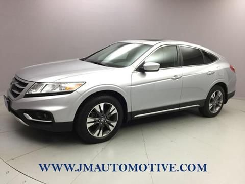 2013 Honda Crosstour for sale in Naugatuck, CT