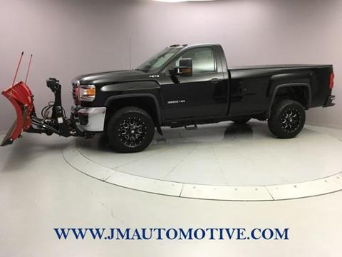2017 GMC Sierra 3500HD for sale in Naugatuck, CT