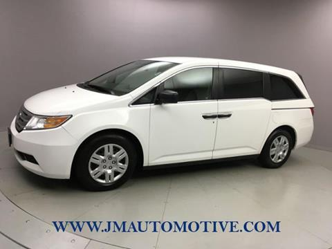 2012 Honda Odyssey for sale in Naugatuck, CT