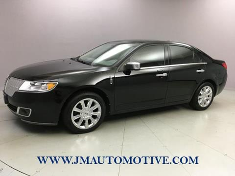 2012 Lincoln MKZ for sale in Naugatuck, CT
