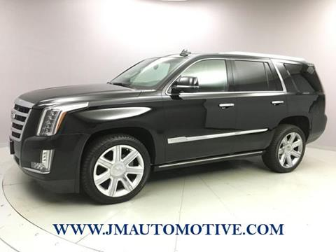 2016 Cadillac Escalade for sale in Naugatuck, CT