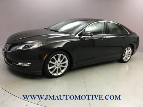 2014 Lincoln MKZ for sale in Naugatuck, CT