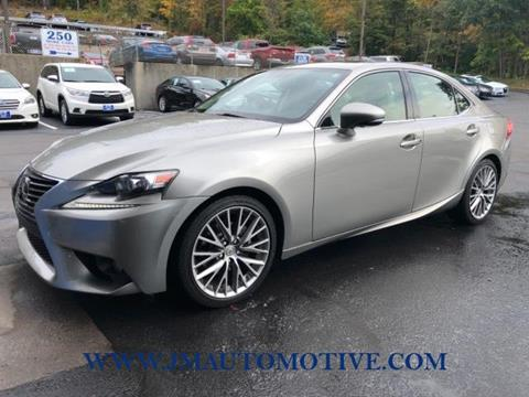 2014 Lexus IS 250 for sale in Naugatuck, CT