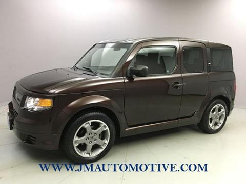 2008 Honda Element for sale in Naugatuck, CT