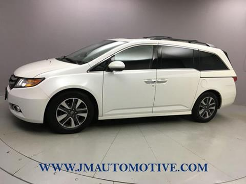 2014 Honda Odyssey for sale in Naugatuck, CT