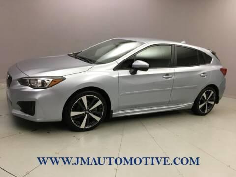 2019 Subaru Impreza Sport for sale at J & M Automotive in Naugatuck CT
