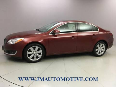 2016 Buick Regal for sale at J & M Automotive in Naugatuck CT