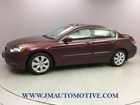 2010 Honda Accord for sale at J & M Automotive in Naugatuck CT