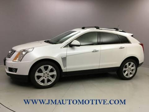 2016 Cadillac SRX for sale at J & M Automotive in Naugatuck CT