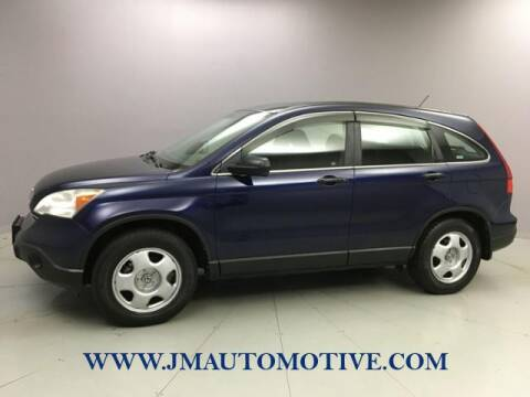 2008 Honda CR-V for sale at J & M Automotive in Naugatuck CT
