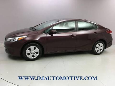 2017 Kia Forte for sale at J & M Automotive in Naugatuck CT