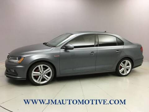2017 Volkswagen Jetta for sale at J & M Automotive in Naugatuck CT