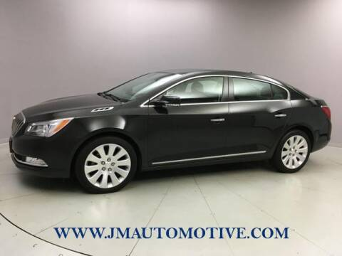 2014 Buick LaCrosse for sale at J & M Automotive in Naugatuck CT