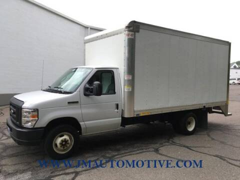 2019 Ford E-Series Chassis for sale at J & M Automotive in Naugatuck CT