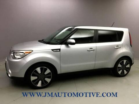2014 Kia Soul for sale at J & M Automotive in Naugatuck CT