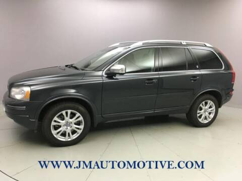 2014 Volvo XC90 for sale at J & M Automotive in Naugatuck CT