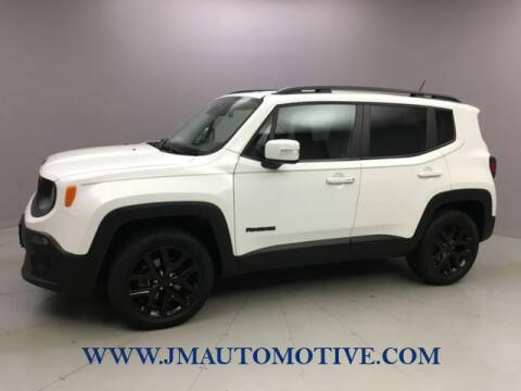 2017 Jeep Renegade for sale at J & M Automotive in Naugatuck CT