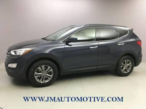 2014 Hyundai Santa Fe Sport for sale at J & M Automotive in Naugatuck CT