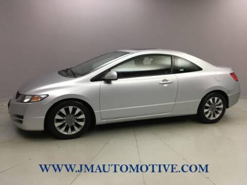 2009 Honda Civic for sale at J & M Automotive in Naugatuck CT