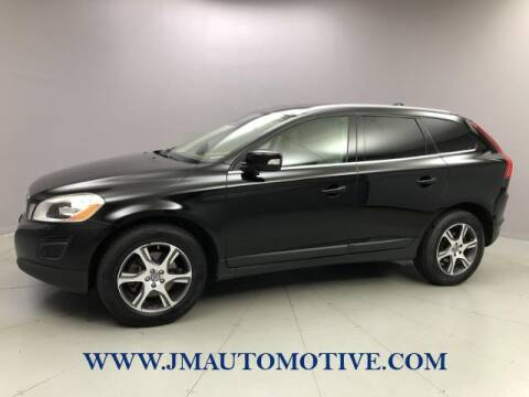 2012 Volvo XC60 for sale at J & M Automotive in Naugatuck CT