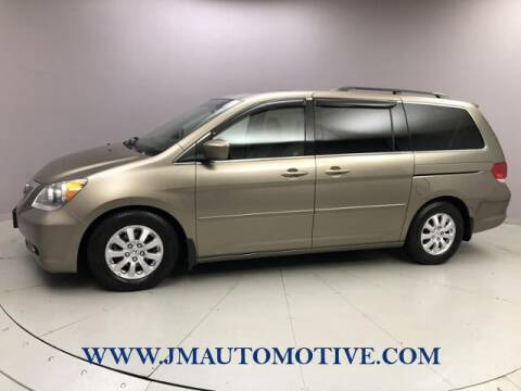 2010 Honda Odyssey for sale at J & M Automotive in Naugatuck CT
