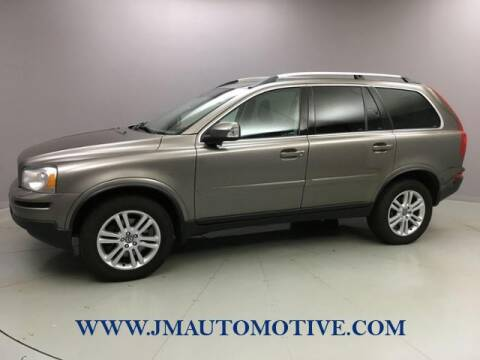 2012 Volvo XC90 for sale at J & M Automotive in Naugatuck CT
